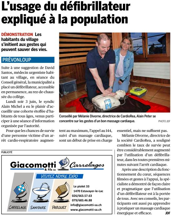 Article LaBroye